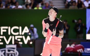 AUS OPEN : Kylke Edmund sorprende Dimitrov, prima semifinale in uno Slam
