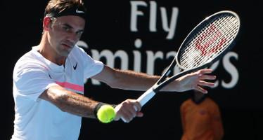AUS OPEN : Federer spazza via Fucsovics