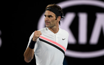 AUS OPEN : Roger Federer trionfa a Melbourne, cede al 5° Cilic
