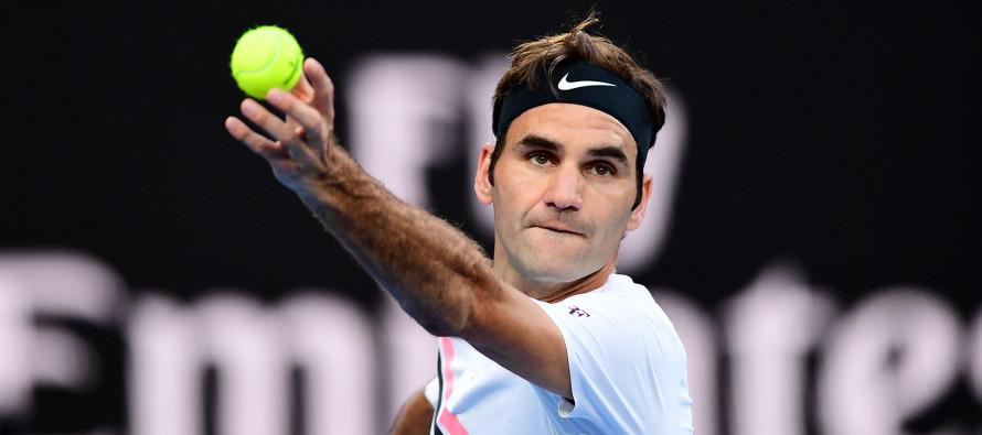 AUS OPEN : Roger Federer in finale, Chung abbandona nel secondo set