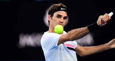 AUS OPEN : Roger Federer spazza via Berdich, semifinale