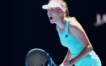 AUS OPEN : Elise Mertens in semifinale, sconfitta la Svitolina