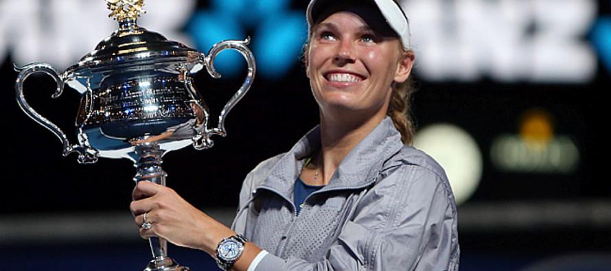 AUS OPEN : Caroline Wozniacki, primo Slam e n°1 in classifica
