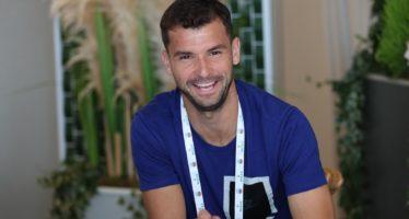 """Monte-Carlo Rolex Masters : Dimitrov """"Ho il potenziale per vincere uno Slam"""""""