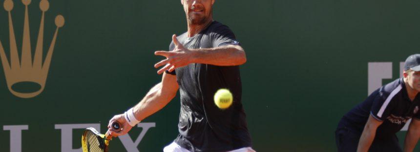 Monte-Carlo : Gasquet lezione di tennis a Misha Zverev