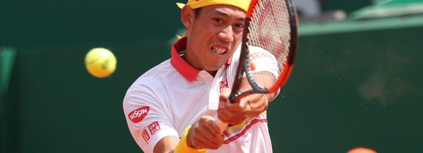 Monte-Carlo : Nishikori dall'inferno in finale