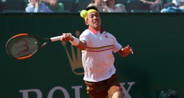 Monte-Carlo : Nishikori senza fine elimina Cilic