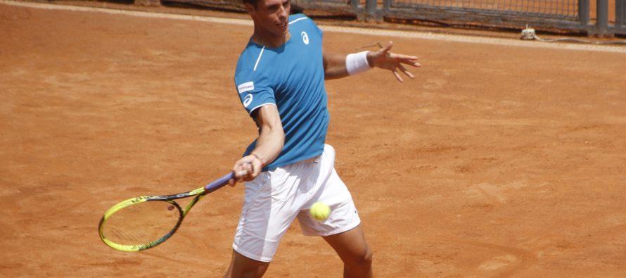 Roma quali : Filippo Baldi supera Marton Fucsovics