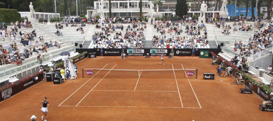 ROMA 2018 : In campo Sonego, Wawrinka e Ferrer