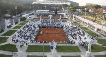 ROMA 2018 : Esordio di Fognini, Berrettini e Cecchinato