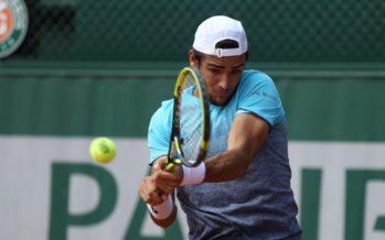 Roland Garros :   Thiem troppo forte per Berrettini