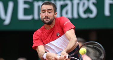 Roland Garros : Cilic agli ottavi contro Fognini
