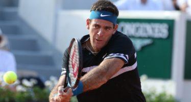 Roland Garros : Juan Martin Del Potro, annienta Mahut, Cilic passa il turno