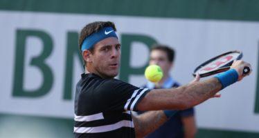 Roland Garros :  Del Potro spegne i sogni di Benneteau