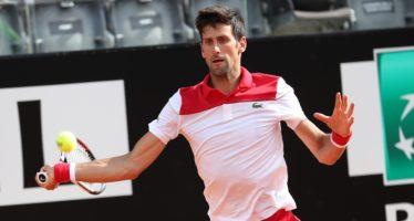 Roma 2018 : Novak Djokovic si conferma quarti di finale