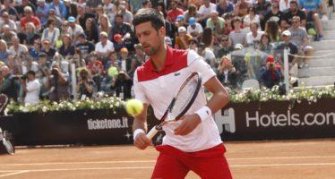 Roma 2018 : Novak Djokovic agli ottavi
