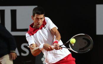 Roma 2018 : Djokovic con il cuore in semifinale.