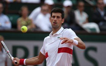 Roland Garros :  Djokovic a fatica contro Bautista Agut