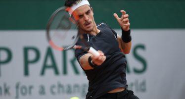 Roland Garros : Fabbiano fermato dalla pioggia al quinto set