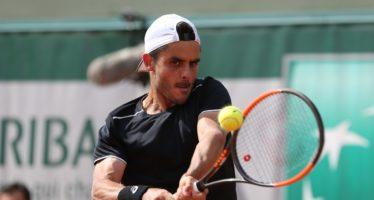 Roland Garros :  Tomas Fabbiano cede contro Coric