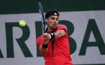 Roland Garros :  Fabio Fognini al 3° turno senza fatica