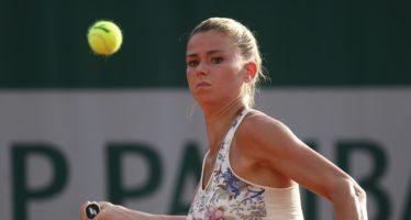 Roland Garros :  Camila Giorgi al 3° turno annientata la Duque-Marino