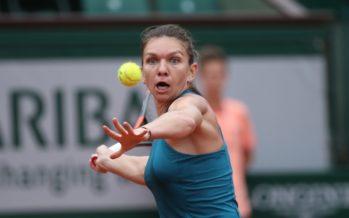 Roland Garros :  Simona Halep tre set per passare il 1° turno
