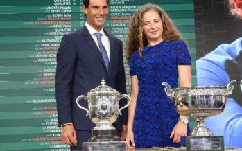 Roland Garros : Halep, Serena, Muguruza, e Pliskova tutte nella parte alta, Wozniacki e Svitolina nella parte bassa.