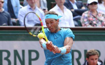Roland Garros :  Nadal rullo compressore, avanti Gasquet e Anderson