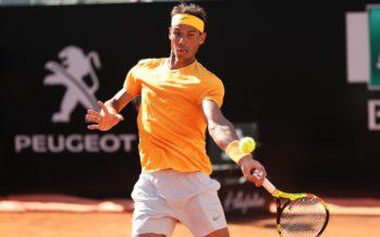 Roma 2018 : Nadal ottavo titolo al Foro e di nuovo n°1