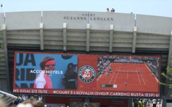 Roland Garros :  Giorgi sul Centrale, Berretini affronta Thiem,