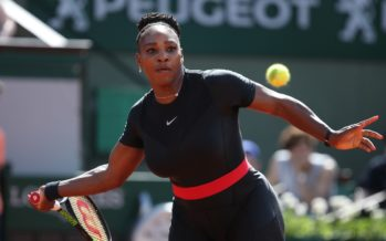 Roland Garros :  Serena Williams a fatica sulla Barty