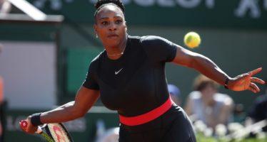 Roland Garros :  Serena Williams a fatica sulla Barty