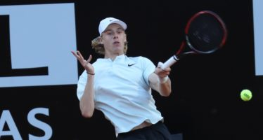 Roma 2018 : Denis Shapovalov il tennis del futuro out Berdych