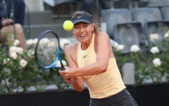 Roma 2018 : Sharapova e Venus si salvano al terzo