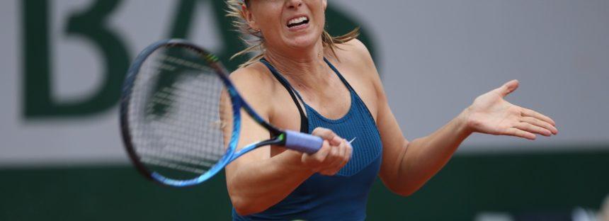 Roland Garros :  Serena si ritira passa Sharapova