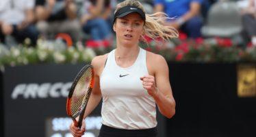 Roma 2018 : Elina Svitolina si conferma contro Kerber