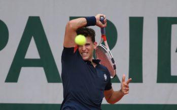 Roland Garros :  Cilic e Thiem cedono un set