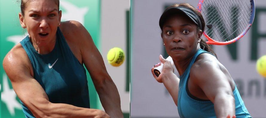 Roland Garros : Halep – Stephens per il titolo