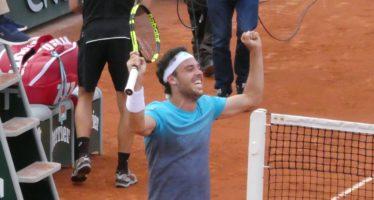 Roland Garros : Marco Cecchinato senzazione al Roland Garros