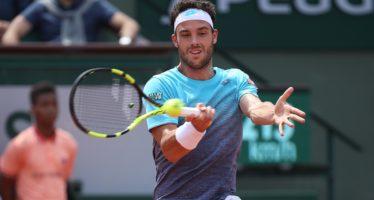 """Roland Garros : Marco Cecchinato """"Consapevolezza, determinazione e miglioramento"""""""