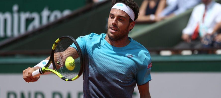 Roland Garros : Thiem due set a zero contro Cecchinato