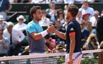 Roland Garros : Cecchinato fine del sogno
