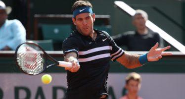 Roland Garros : Del Potro supera l'ostacolo Isner