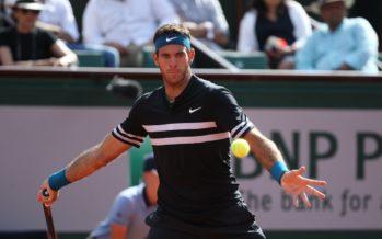Roland Garros : Del Potro autorevole contro Ramos-Vinolas