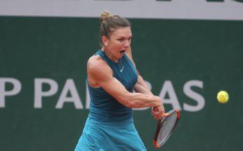 Roland Garros :  Simona Halep a fatica su Kerber