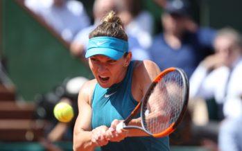 Roland Garros :  Simona Halep in finale dominata Muguruza