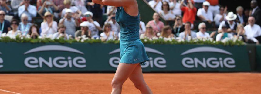 Roland Garros : Parigi incorona Simona Halep