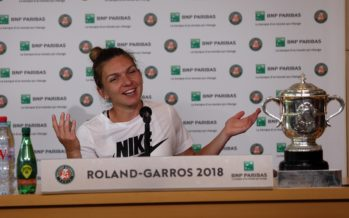 "Roland Garros :  Simona Halep ""E' un momento speciale"""