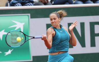 Roland Garros :  Madison Keys primi quarti a Parigi